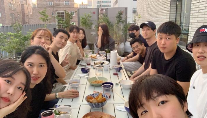 장안생활 월간 모임 9월