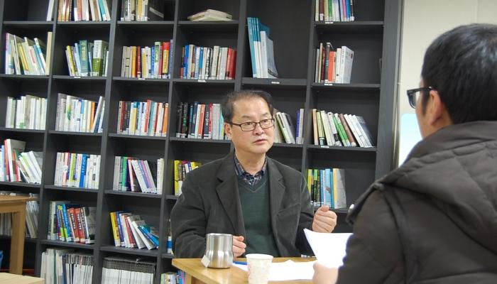 2015년 사회투자기금 사업 방향 - 한국사회투자 이종수 이사장 인터뷰