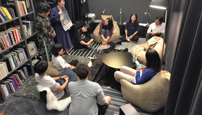 홍시주택 입주자 다섯번째 모임
