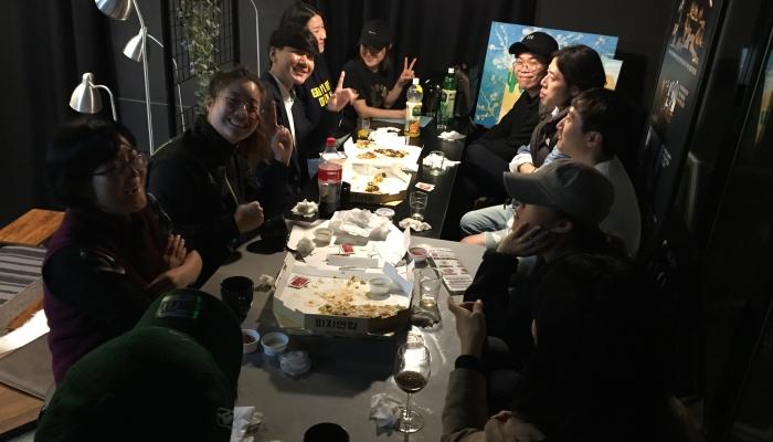 홍시주택 입주자 여섯번째 모임